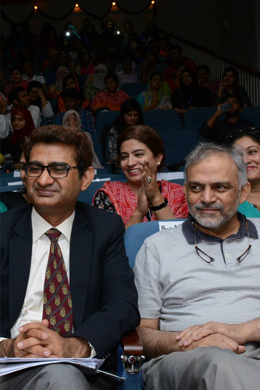 4th Annual Lahore Debating Gala held by FMH College of Medicine