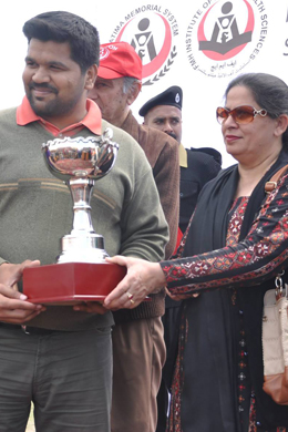 Fatima Memorial System holds its Annual Sports Day 2015