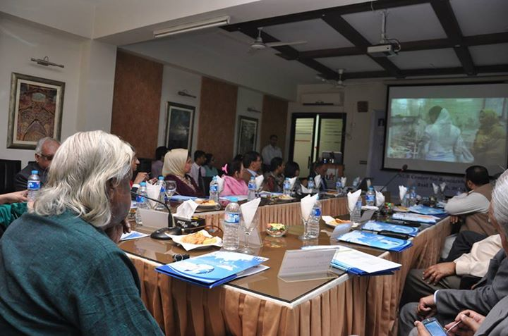 Reaching out to the marginalized – A seminar by NCRP