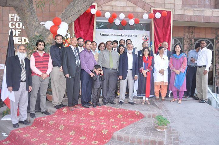 Fatima Memorial Hospital - Annual Funfair 2014