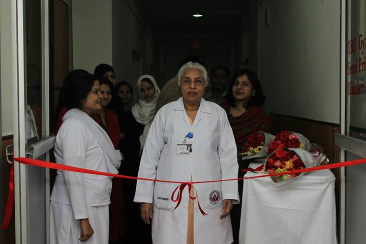 Inauguration Ceremony of Semi Private Wing at FMH