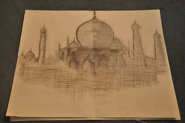 FMH Music & Arts Society held the annual Sketch competition 2014