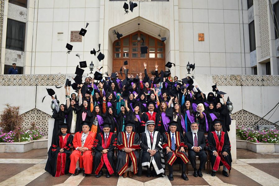 3rd Integrated Health Sciences Convocation of FMS