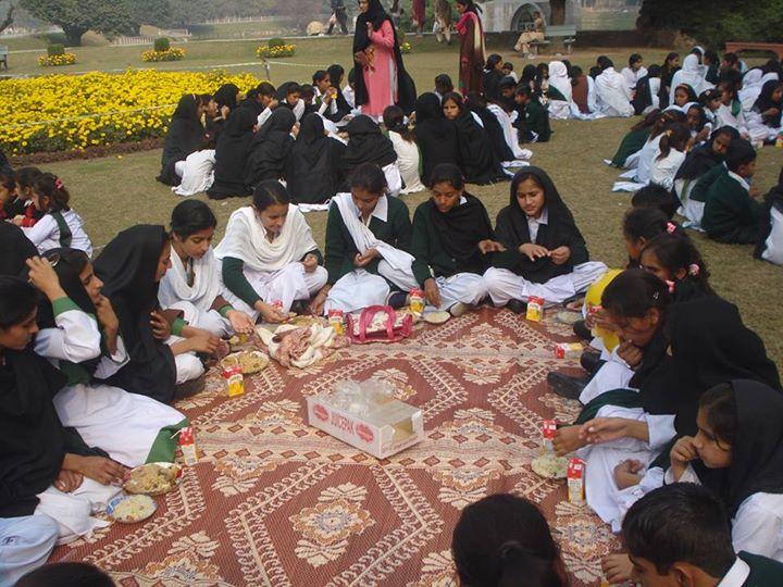 School Trip of NUR Foundation Schools