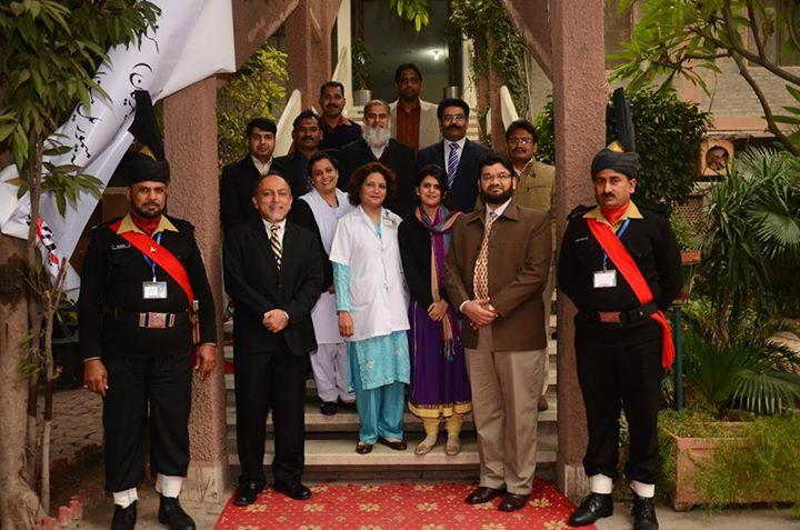 Closing Ceremony of Hepatitis B Vaccination Campaign