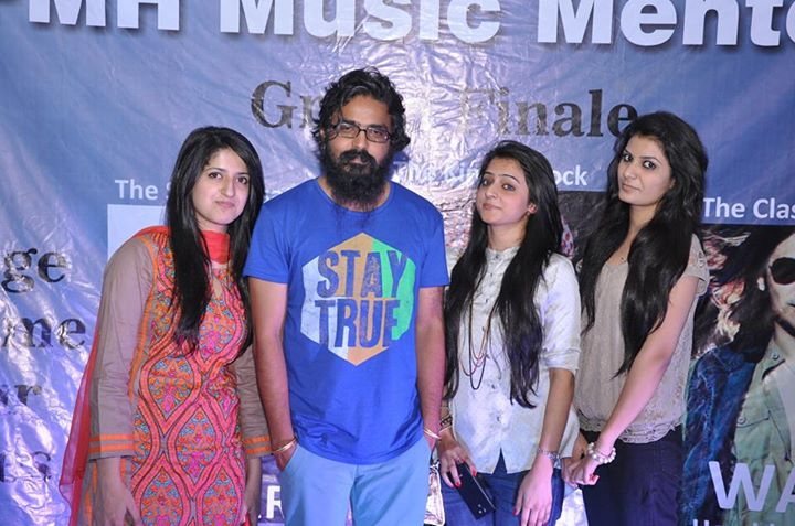 Grand Finale of FMH Music Mentor 2014