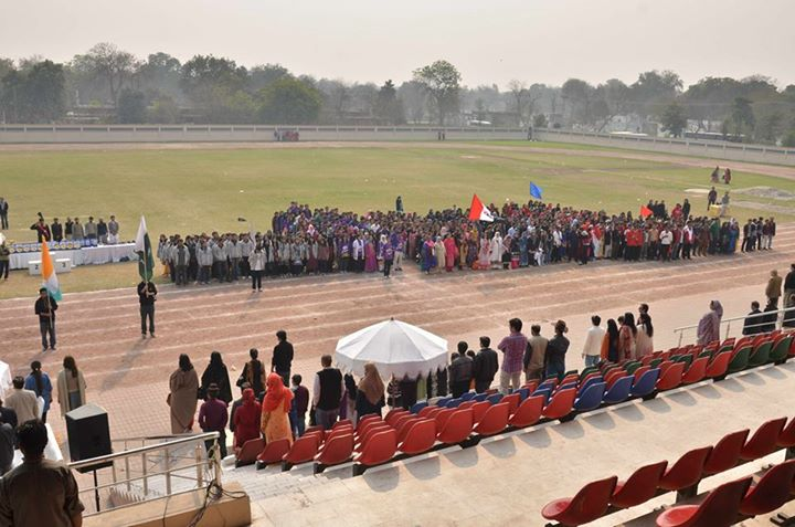 Fatima Memorial System holds its Annual Sports Day 2014
