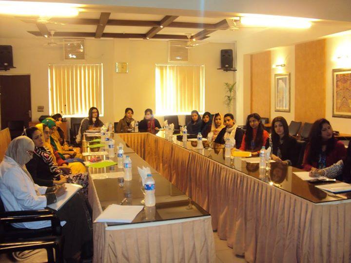Nutrition Workshop at Fatima Memorial Hospital