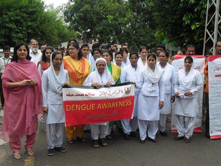 Dengue Walk & Lecture