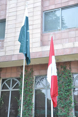 Flag Hoisting Ceremony 2015