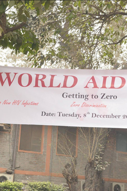 World AIDS Day Symposium held by FMHCM&D